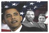 Zachary Brazdis - Barack Obama - Our Children Will Fly Poster Billeder af Zachary Brazdis