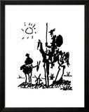 Dom Quixote, cerca de 1955 Posters por Pablo Picasso