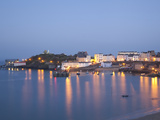 Tenby Harbour, Tenby, Pembrokeshire, Wales, United Kingdom, Europe Photographic Print by Billy Stock