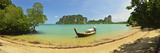 Railay East Bay, Rai Leh (Railay), Andaman Coast, Krabi Province, Thailand, Southeast Asia, Asia Photographic Print by Jochen Schlenker