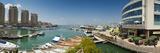 Ocean Village, Casino and Marina Development in Gibraltar, Mediterranean, Europe Reproduction photographique par Giles Bracher