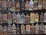 Souvenirs, Amsterdam, Holland, Europe Fotografisk trykk av Frank Fell