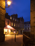 The Dolls House Restaurant, St Andrews, Fife, Scotland Photographic Print by Mark Sunderland