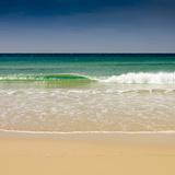 Small Wave, Los Lances Beach, Tarifa, Andalucia, Spain, Europe Reproduction photographique par Giles Bracher