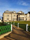 Royal and Ancient Golf Club, St. Andrews, Fife, Scotland, United Kingdom, Europe Fotografisk trykk av Mark Sunderland