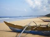 Bentota Beach, Western Province, Sri Lanka, Asia Photographic Print by Ian Trower