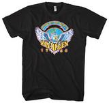 Van Halen - Tour of the World 1984 T-skjorte