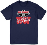 The Beastie Boys - Licensed to Ill T-Shirts