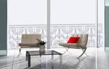 La Balustrade 2 (vetrofania) Adesivo per finestre