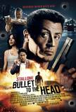 Bullet to the Head - Sylvester Stallone Double Sided Movie Poster Plakater