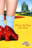 The Wizard of Oz - There's No Place Like Home Stampe