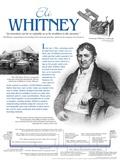 Eli Whitney - Educational Poster Láminas