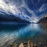 Blue Mountains Fotografisk trykk av Philippe Sainte-Laudy