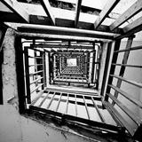 Filmposter Vertigo Fotoprint van Doug Chinnery