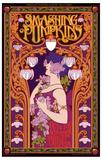 Smashing Pumpkins in Concert Kunstdrucke von Bob Masse