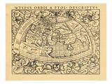 1540, World Giclee-trykk