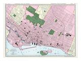 1916, Montreal Giclée-Druck