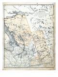1879, Ontario Counties, Canada Giclée-Druck