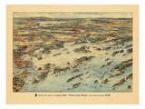 1906, Casco Bay, Portland, Maine Giclee-trykk