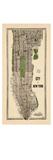 1949, Manhattan composite, 1949, New York, United States Gicléedruk
