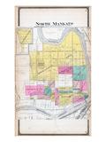 1914, North Mankato, Minnesota, United States Giclee-trykk