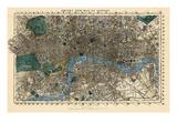 1860, England, London Giclée-vedos