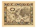 1640, World Giclee-trykk