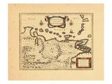 1640, Venezuela Giclee Print