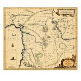 1680, Syria Giclée-Druck