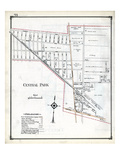 1914, Central Park, New York, United States Impressão giclée