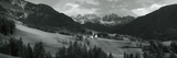 Distant View of a Church, St. Magdelena Church, Italy Photographic Print by  Panoramic Images