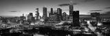 Skyscrapers in a City, Atlanta, Georgia, USA Premium-Fotodruck