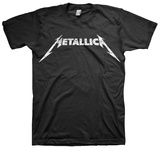 Metallica - Logo Vêtements