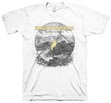 Imagine Dragons - Flame White T-Shirts