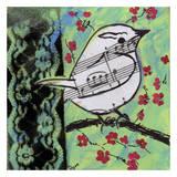 Chant d'oiseau Affiches par Beverly Dyer