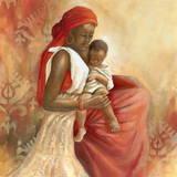 Beauty of Love I Kunstdrucke von Carol Robinson