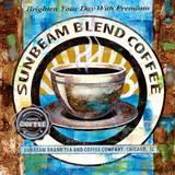 Sunbeam Blend Coffee Kunstdrucke von Maria Donovan