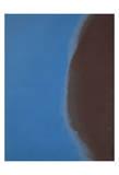 Shadows II, 1979 (blue) Posters av Andy Warhol
