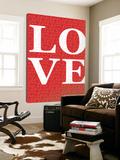 Red Love Plakater av  Avalisa