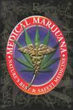 Medical Marijuana Pot Posters