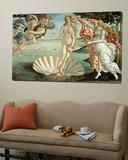 Venus' fødsel, ca. 1485 Plakater av Sandro Botticelli