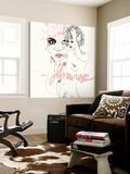 Pink Flower Kunstdrucke von Manuel Rebollo