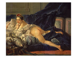 Odalisque (L'Odalisque) Reproduction procédé giclée par Francois Boucher