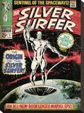 Silver Surfer (The Origin) Stampa su tela