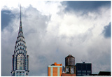 The Chrysler Building New York City Pósters