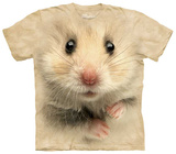 Hamster Face T-Shirts