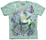 Unicorn & Butterflies Magliette