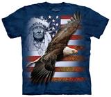 Amerikanische Seele T-Shirts