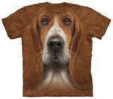 Basset Hound Head T-Shirts