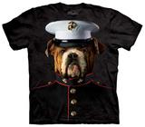 Bulldog Marine T-Shirts